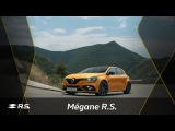 New Megane R.S. Discover how the car conquer every corner