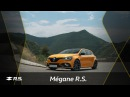 New Megane R S Discover how the car conquer every corner