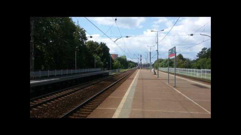 ЭД4М-0470 ЦППК Нара-Москва(Киевский вокзал)