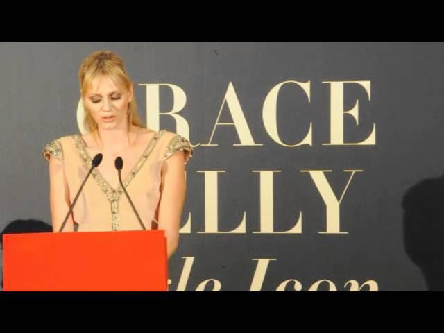 Princess Charlene of Moanco opens Grace Kelly: Style Icon in Bendigo
