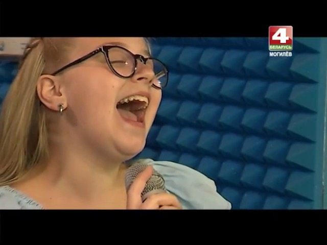 Беларусь-4 Могилев Злата Рыжикова Встретимся у Звездочета 15.06.2017