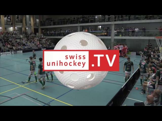 Alle Tore - 1. Runde Qualifikation - SV Wiler-Ersigen vs. Floorball Köniz - 15.09.2017