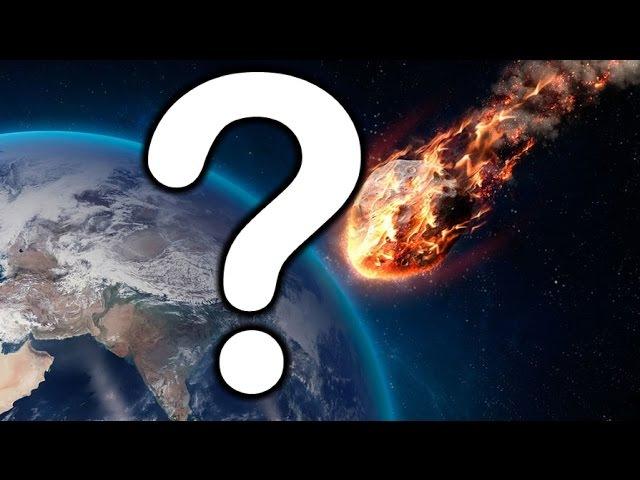 G.Плоская Земля? А как же метеориты? Да вот как!