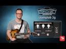 VOX STOMPLAB 2G доступный гитарный процессор
