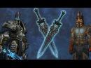 История Клинков Падшего Принца. Warcraft | Вирмвуд