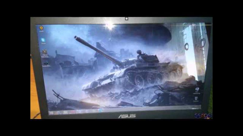 Видео Обзор ноутбука ASUS X501U