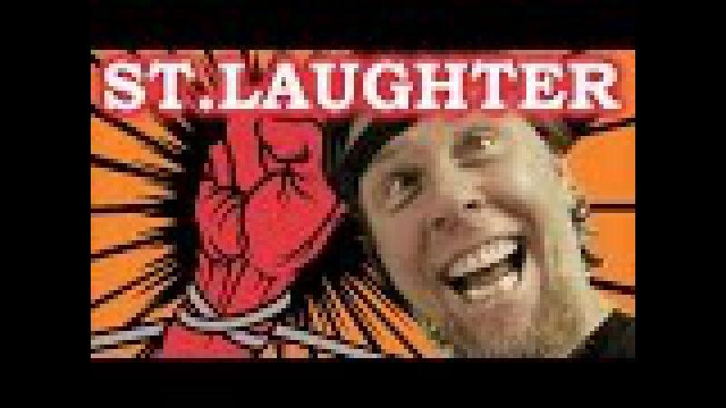 Metallica's James Hetfield ft. Lars Ulrich - St.Laughter (LaughCover)