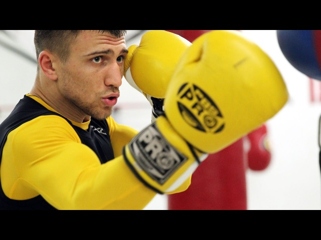 Vasyl Lomachenko - Training Motivation
