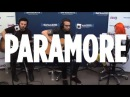 Paramore - In Between Days The Cure Cover Live @ SiriusXM Hits 1