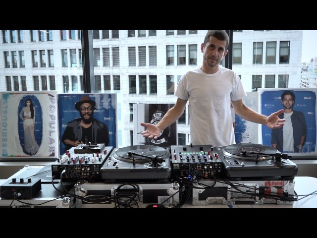 DJ Brace Exclusive 2016 Mix - Pre DMC World DJ Championships