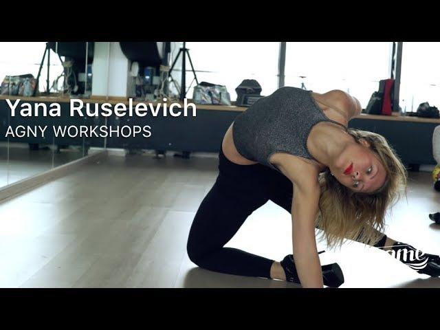 Яна Руселевич на AGNY WORKSHOPS June 2017 Yana Ruselevich Imperial