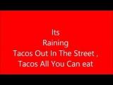 Its Raining Tacos Lyrics92KViews