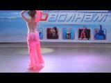 Semilutska Anastasia Pop Song Professionals Open Ukrainian Championship