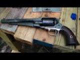 Shooting the Remington New Model Army Revolver
