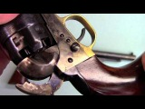 Shooting the Remington New Model Army Revolver.mov