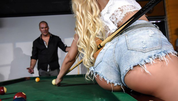 WOW Two Balls in the Corner Pocket # 1