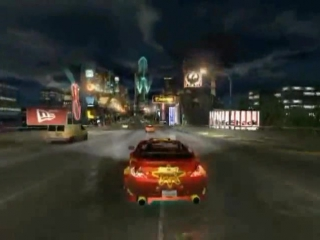NFS Underground - Linkin Park - Faint