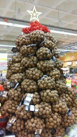 Белорусская елка уже в продаже