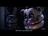 FNAF - Sister Location - ♫ You Cant Hide ♫ - Funtime Freddy and Bonbon