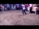 Жилисты танцор