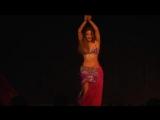 Bellydance Superstar Nathalie Tedrick -- Solo 7198