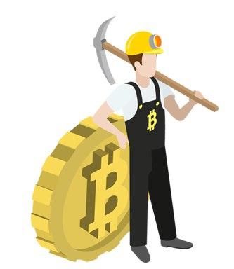 Заработок на майнинге биткоинов