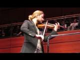 David Garrett - Caprice No. 24 - Paganini - LГbeck 25.05.14