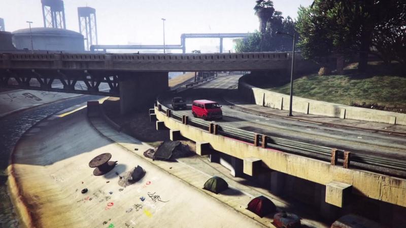 GTA online kill наггано ( Inkloid)