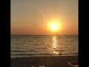 Смотрим прекрасного заката в Абхазии!🌳 🌞 Вечерний закат, который проливает на природу насыщенные цвета, является завершением дн