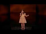 Девочка шикарно спела и прошла автоматически в финал на шоу талантов