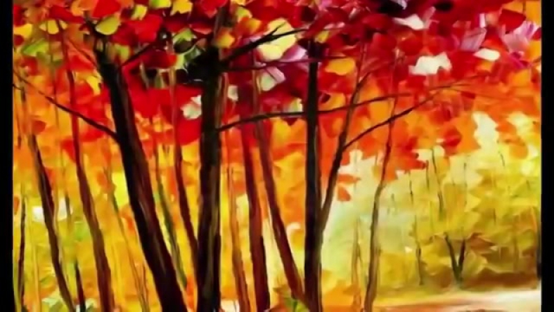 Алла Пугачева Осенние листья