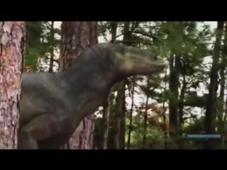 Битва гигантов. Сражения динозавров. Тиранозавр против рапторов. Документальные фильмы