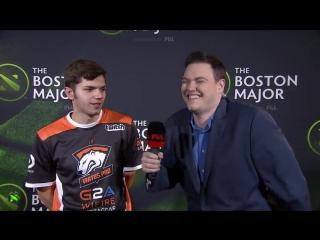 Илья «Lil» Ильюк: «Не видим на турнире команд, которые могут нас обыграть. Easy Major»
