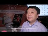 """Старший вице-президент Xiaomi Ван Сян о сотрудничестве с RDC Group и """"Смарт Оранж"""""""