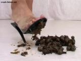 Crush Fetish - Nadya- Long Snail crush - mass kill scene at end