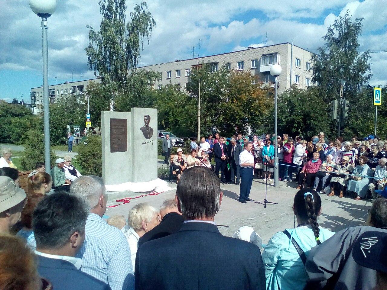 Обновленный бульвар имени Н.М. Фоменко