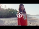 Сара Сампайо и другие модели в рекламной кампании Tory Burch