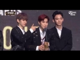 [2016.12.02] EXO - Best Male Group | MAMA 2016