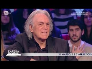 Riccardo Fogli в программе