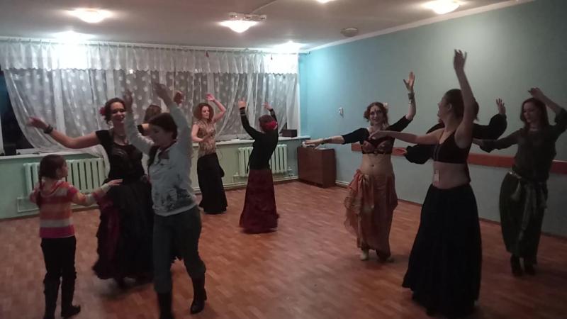 2 Мастер-класс по трайблу (Рубикон, 23.02.2017)