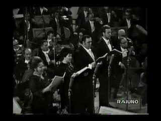 Claudio Abbado — Verdi — Messa da Requiem (Roma[1970]) — Scotto, Horne, Pavarotti, Ghiaurev