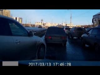 13.03.17. В Тольятти ездят, как хотят!