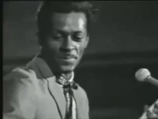 Chuck Berry- Roll Over Beethoven (live) 1950-е