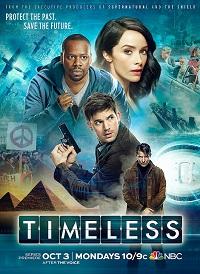 Вне времени 1 сезон 1-11 серия Кравец | Timeless