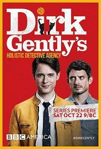 Детективное агентство Дирка Джентли 1 сезон 1-8 серия Кравец | Dirk Gently's Holistic Detective Agency