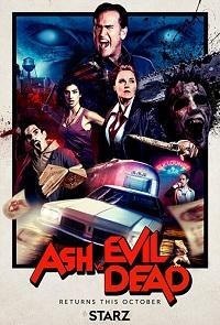 Эш против Зловещих мертвецов 1-2 сезон 1-10 серия AlexFilm | Ash vs Evil Dead
