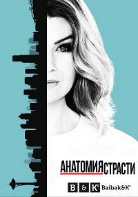 Анатомия страсти 12-13 сезон 1-23 серия BaibaKo | Grey's Anatomy