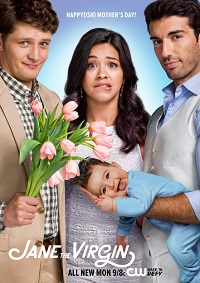 Девственница Джейн 2-3 сезон 1-13 серия kiitos | Jane the Virgin