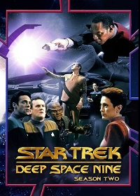 Звездный путь: Глубокий космос 9 1-7 сезон 1-25 серия FUNTik & Amaterasu | Star Trek: Deep Space Nine
