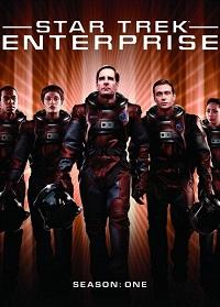 Звездный путь: Энтерпрайз 1-4 сезон 1-22 серия CTC | Star Trek Enterprise